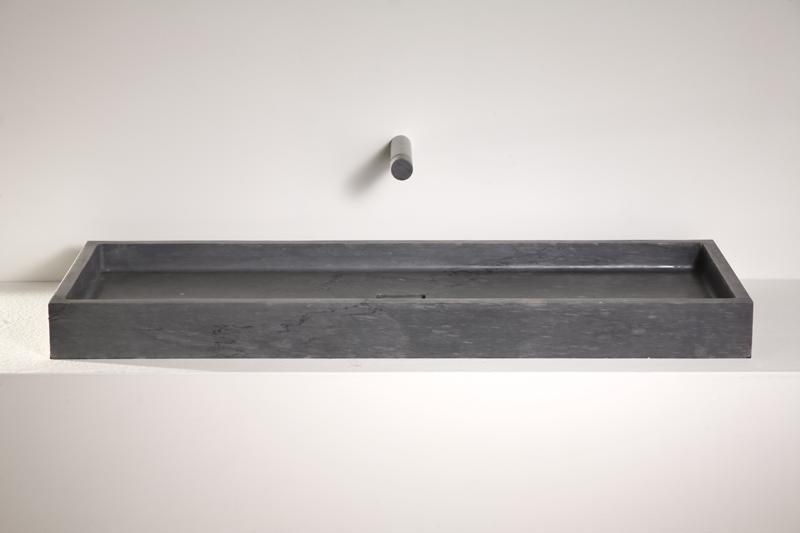 stone wash basin - lavabo in pietra | Pientia 910 | Vaselli