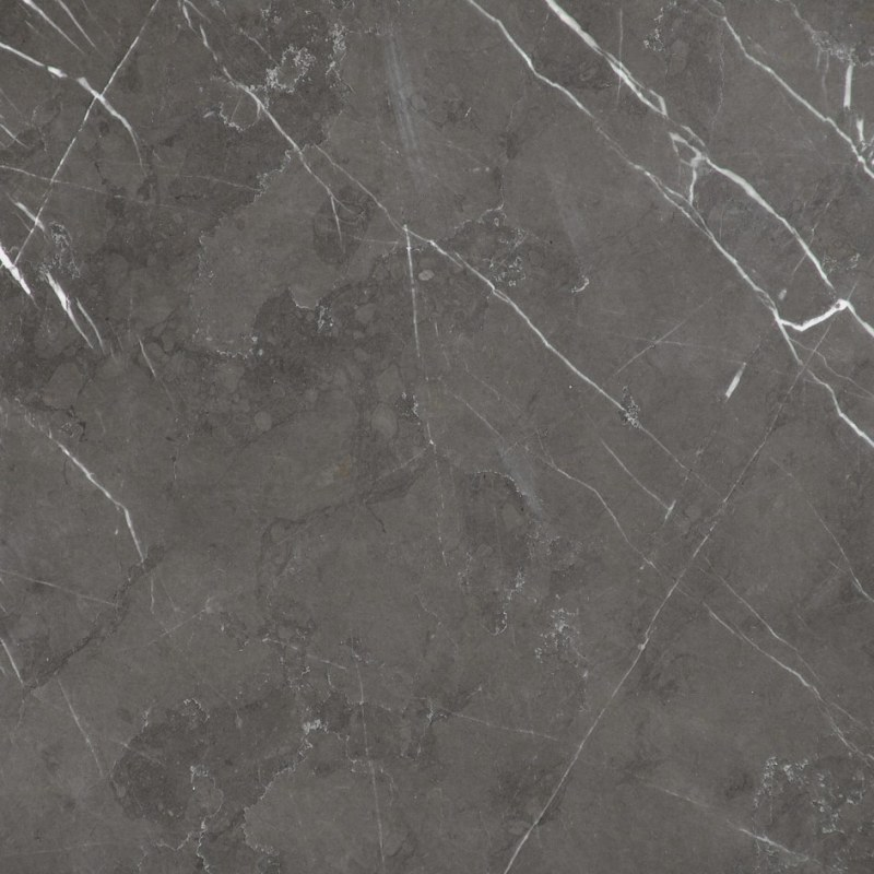 Grigio Armani Marble : Graphite grey marble vaselli