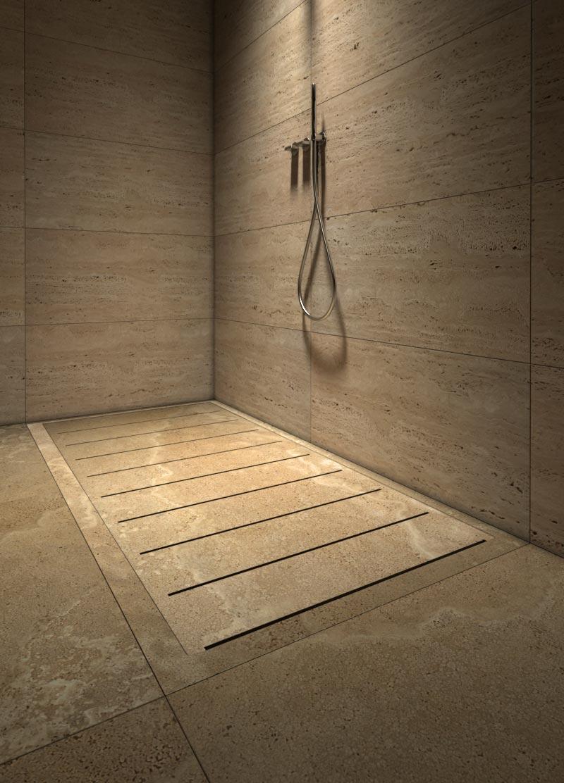 Casula 180 | Shower tray - piatto doccia | Vaselli