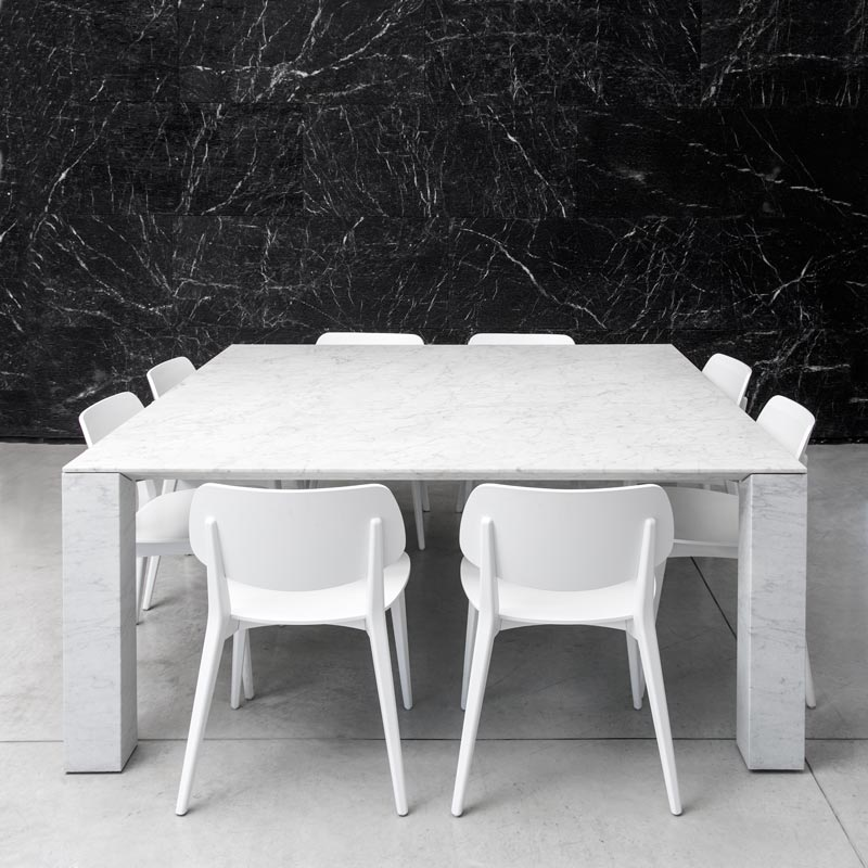 Marble table - Tavolo in marmo | Vaselli