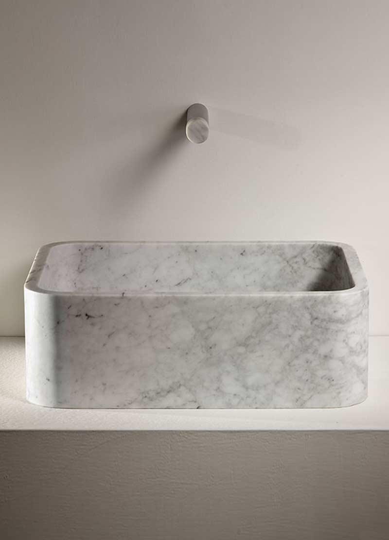 stone wash basin - lavabo in pietra | Petra 20 | Vaselli