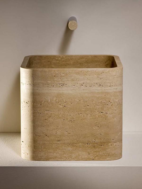 stone wash basin - lavabo in pietra | Petra 10 | Vaselli