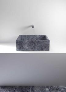 stone wash basin - lavabo in pietra   Pientia 620   Vaselli