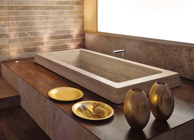 Vasca in pietra GLOVE | Vasche in pietra | Vaselli