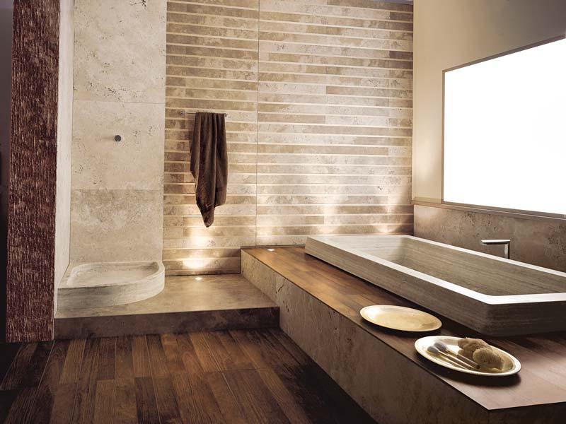 Vasca in pietra glove vasche in pietra vaselli - Vasche da bagno a incasso ...