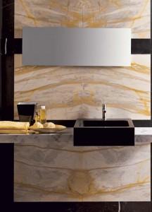 Square 50 | Lavabo a semi incasso - Semi-recesed wash basin | Vaselli