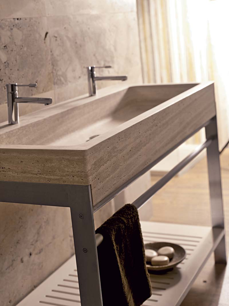 Stone washbasin | Stream | Vaselli
