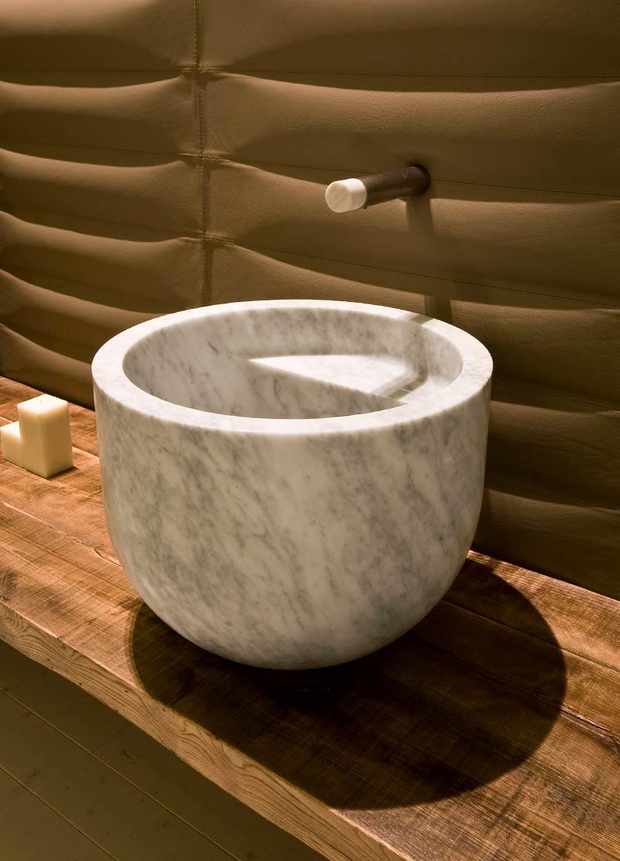 Natural stone basin | Ciotola | Vaselli