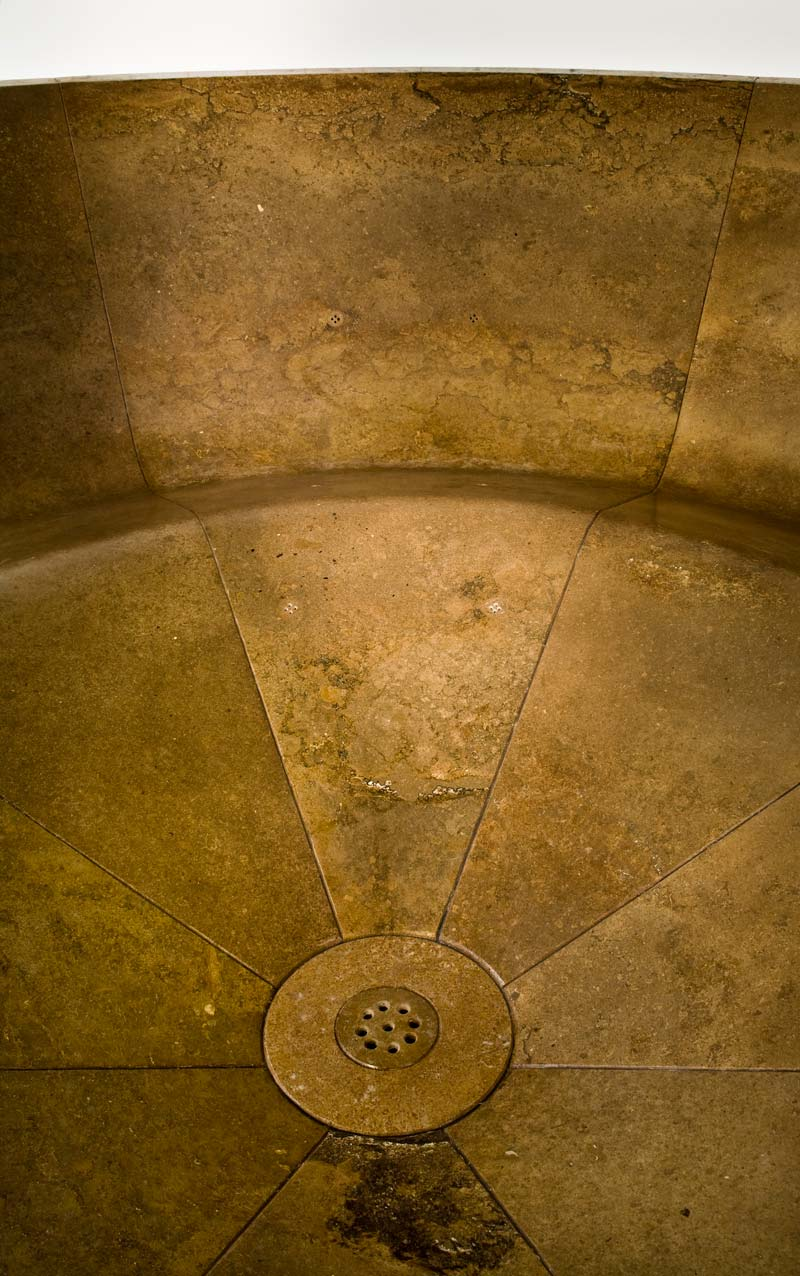 Hydromassage stone pool | Conca | Vaselli