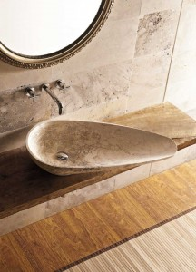 lavabo ovale - oval washbasin Jet 90 | Vaselli