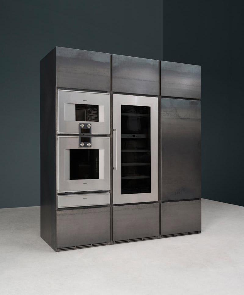 Sider All Pantry Kitchen Cupboard Vaselli