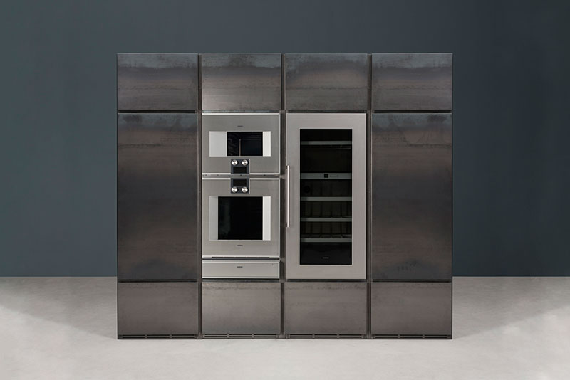 Sider All Pantry Kitchen Cupboard Vaselli