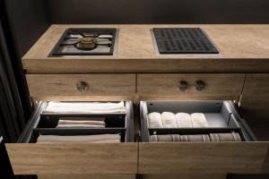 Hidden kitchen - Cucina a Scomparsa   Sider   Vaselli