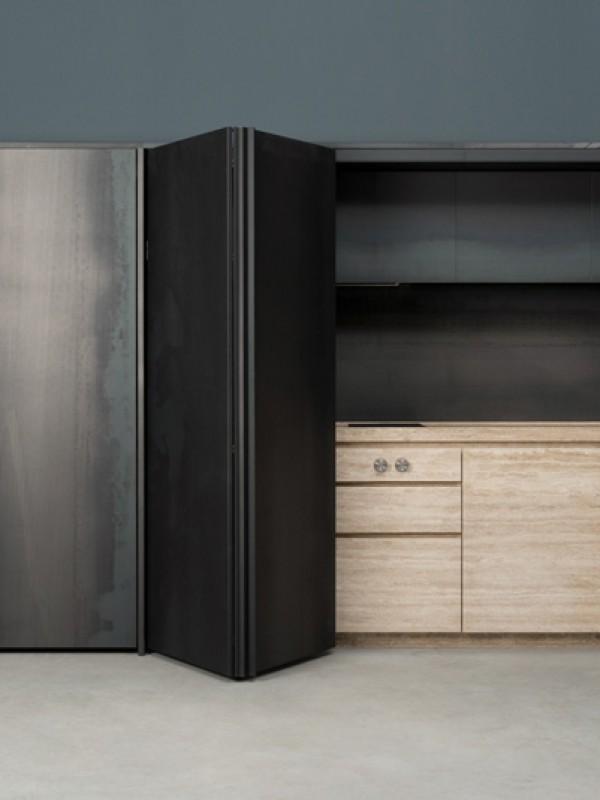 Hidden kitchen - Cucina a Scomparsa | Sider | Vaselli