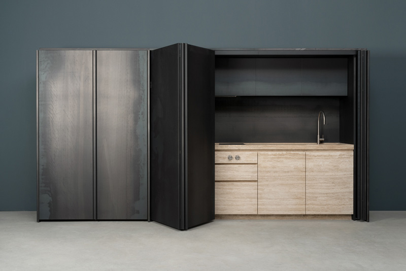 Hidden kitchen | Sider | Vaselli