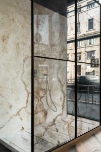 Casula | stoneshower tray - piatto doccia in pietra | Vaselli | Fuorisalone 2018