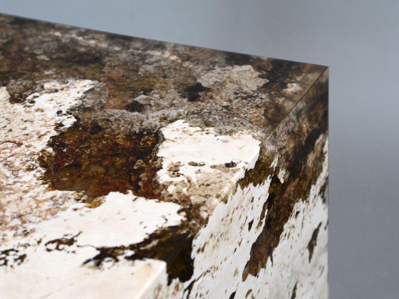 Design Stool - Sgabello di design da salotto | Rapolano Stool alcarol | Vaselli