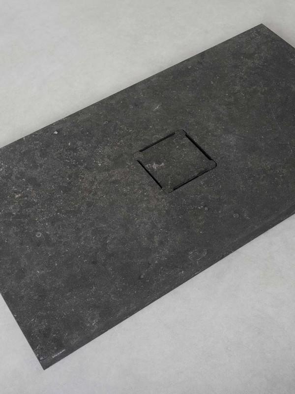 piatti doccia pietra naturale - natural stone shower trays | piatto doccia su misura - bespoke shower tray PIANO | Vaselli