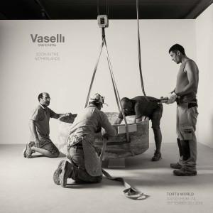 vaselli in olanda - vaselli in the netherlands | Tortu World Grand opneing