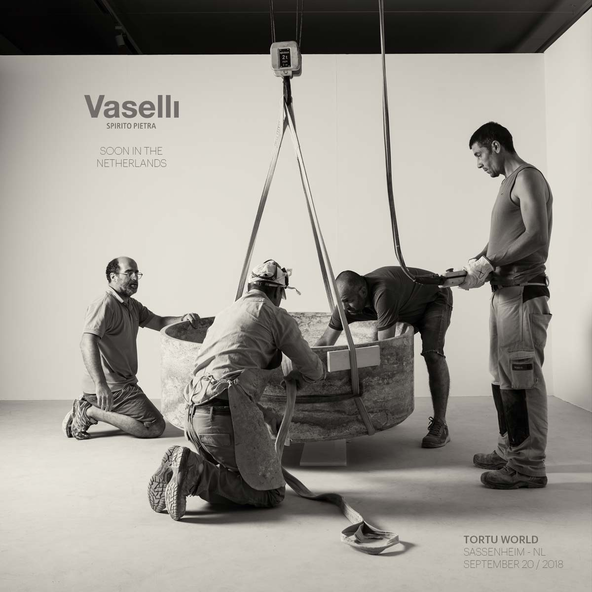 vaselli in olanda - vaselli in the netherlands | Tortu World Grand opneing