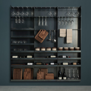 sider tools shelving unit by vaselli at Intervari - London