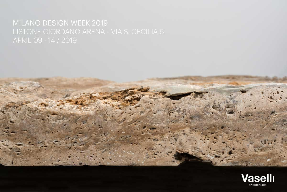 Vaselli   Milano Design Week 2019