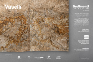 Vaselli Sedimenti | Milano Design Week 2019