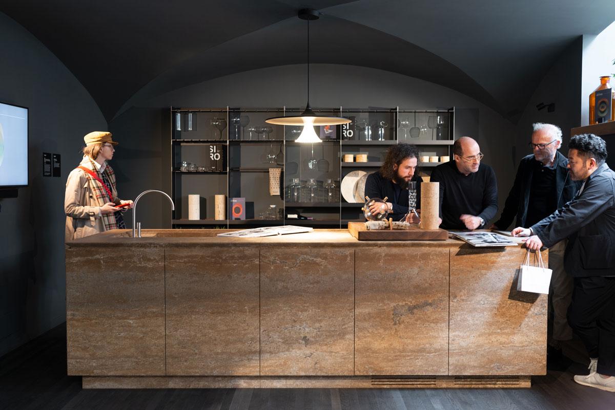 Vaselli | Listone Giordano Arena | Fuorisalone 2019 Milano Design Week