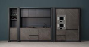 Sider Inside hidden kitchen - cucina a scomparsa | Elementi San Francisco | Vaselli