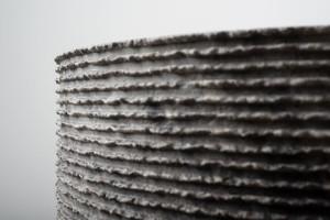 freestanding washbasin - lavabo a colonna | Vergata Parallelo | Vaselli