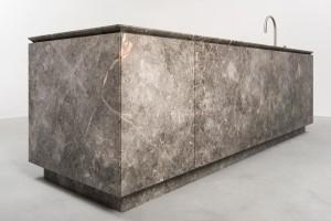stone kitchen - cucina in pietra | Grigio Billiemi | Vaselli