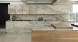stone kitchen - cucina in pietra | travertino becagli travertine | Vaselli