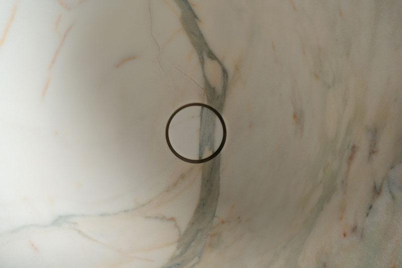 free-standing cylindrical washbasin - lavabo cilindrico a colonna | Pozze | Vaselli