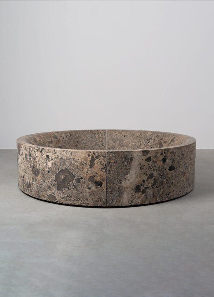 Vasca circolare - round bathtub | Pozze | Vaselli